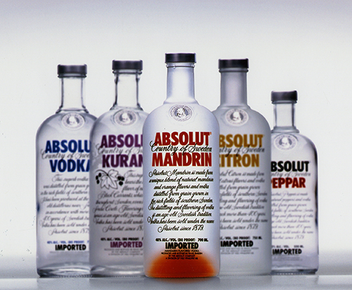 The story of the Absolut bottle and brand - L O  Smith